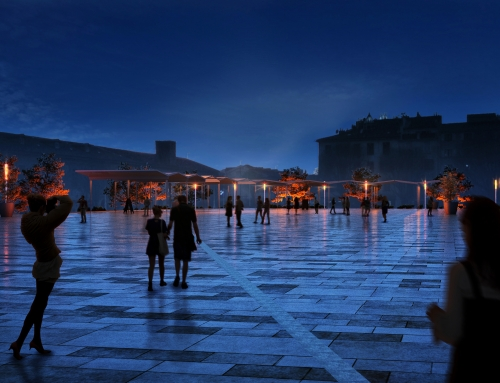 Place D'armes, Toulon – Urban Design